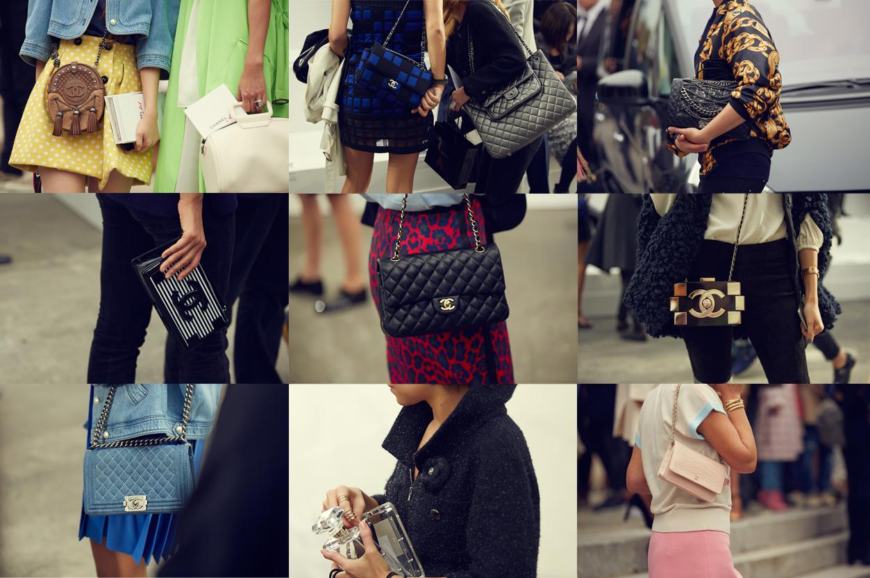 Carrousel Chanel