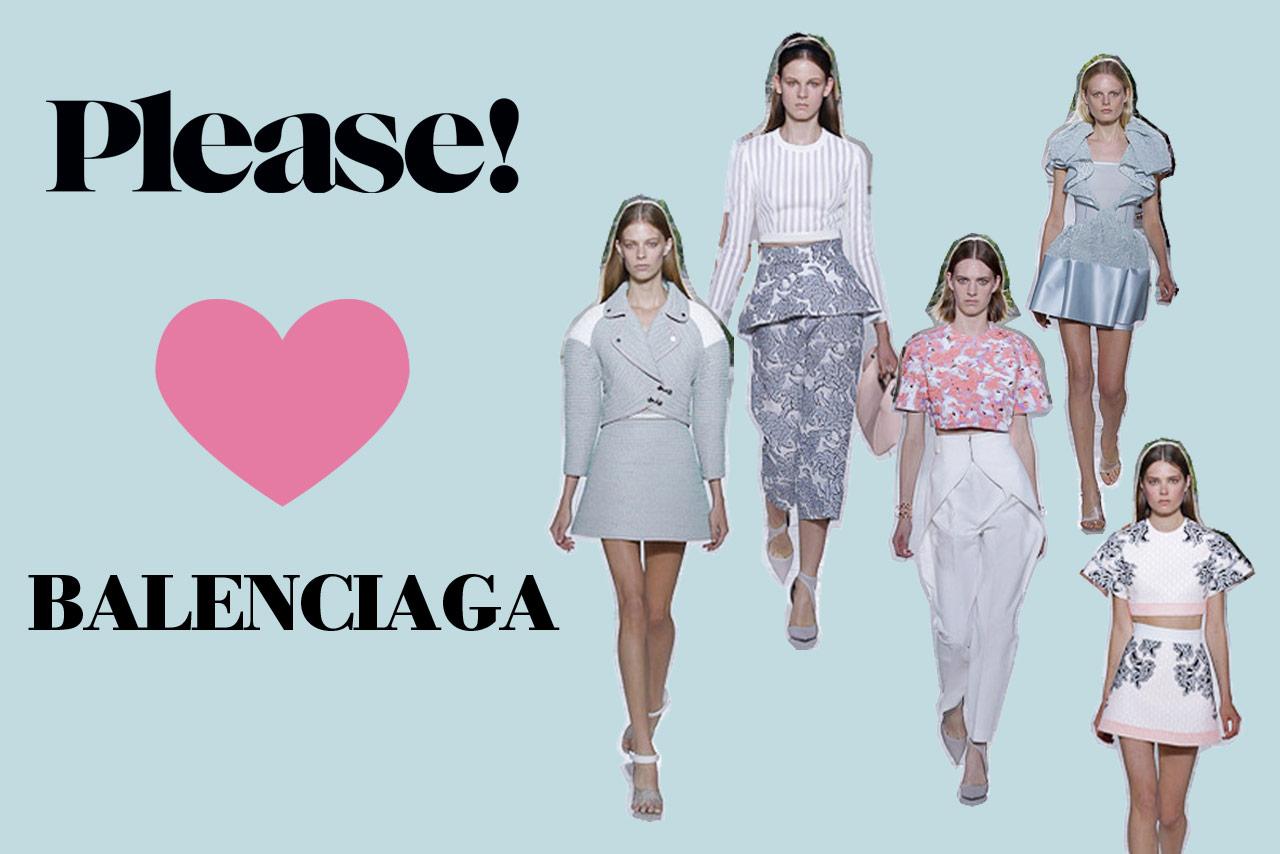 Please-loves-Balenciaga