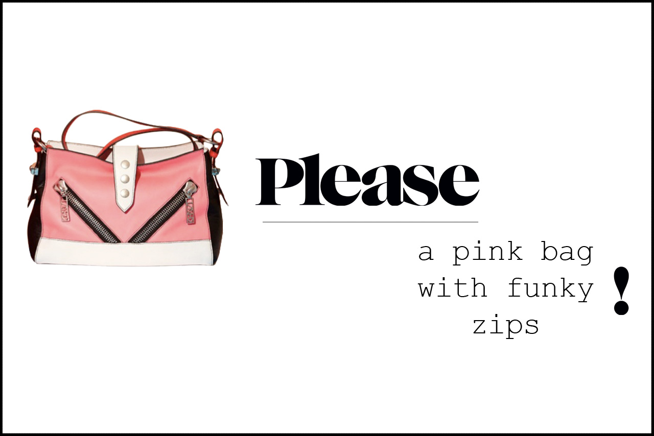 please, a Kenzo Bag