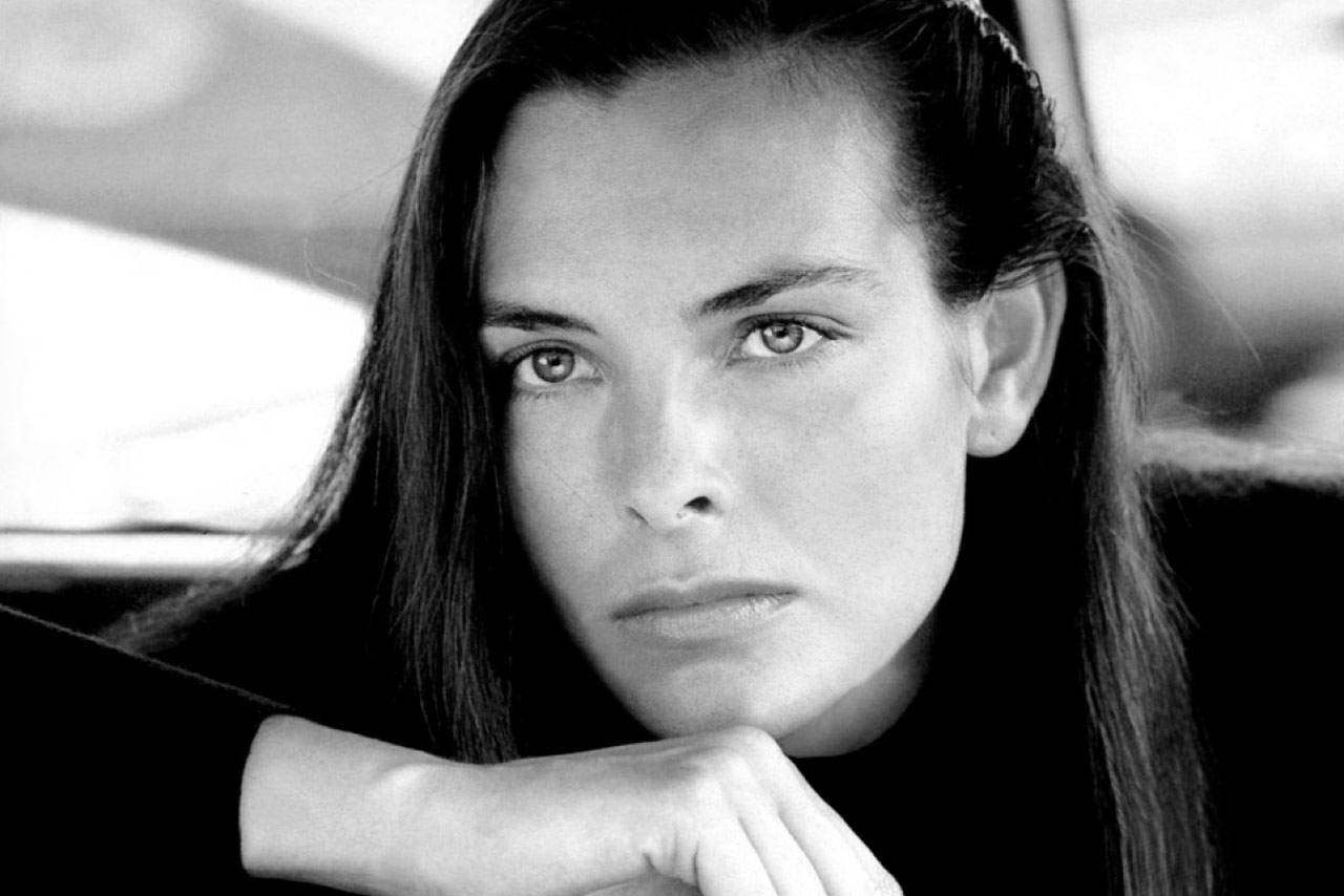 Carole Bouquet Please Magazine