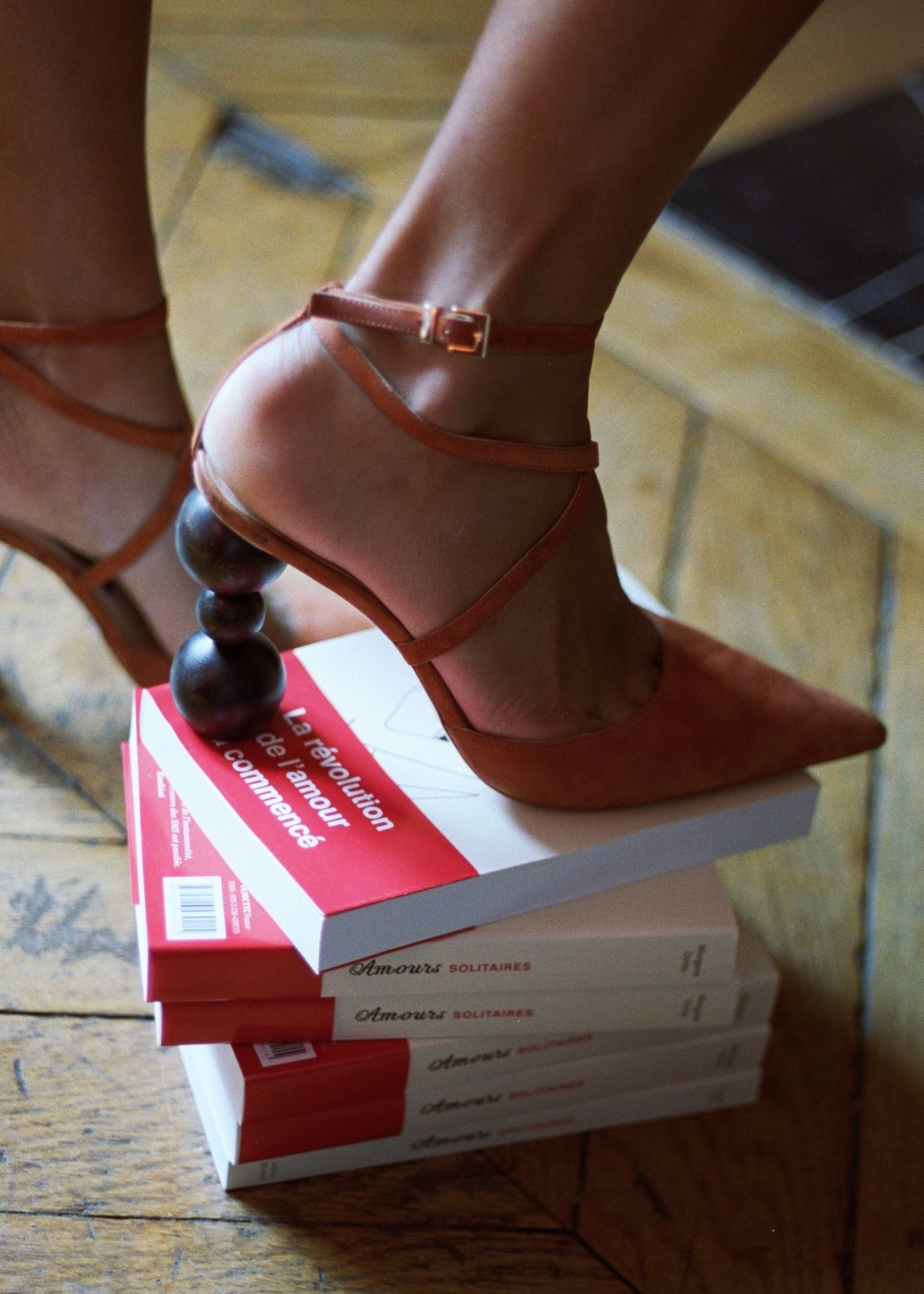 Shoes, Jacquemus.