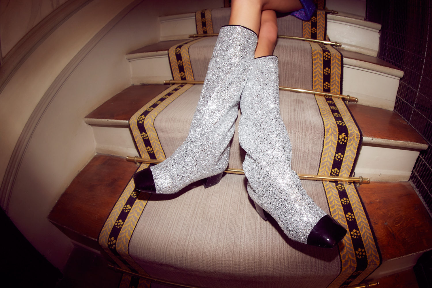 chanel-boots